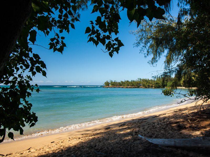 Hukilau Beach Park - Hawaii